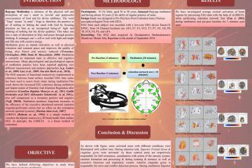 The Soul of Rajyoga Meditation A Brain Mapping 3D Cortex Scalp Electrodes, EEG Imaging Using Loreta